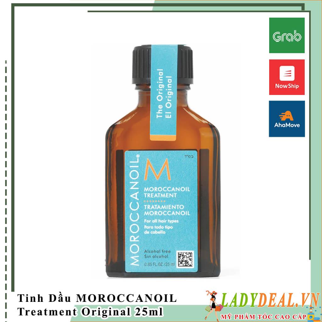 Tinh Dầu Moroccanoil 25ml | Phiên Bản Thường | Chính Hãng Tại Ladydeal.vn